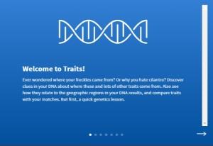 Ancestry traits